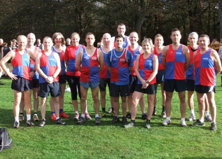 Warrington Road Runners Group